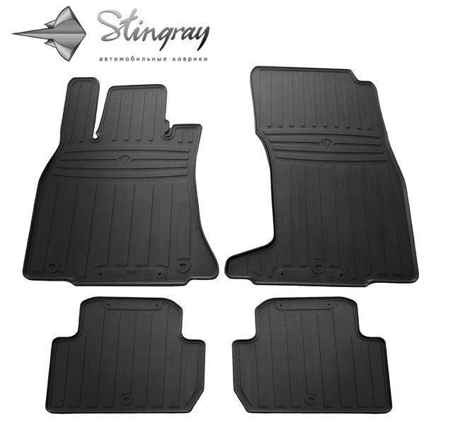 Автомобильные коврики для Chevrolet Camaro Vl 2016- Stingray