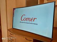 "Телевизор COMER 50"" Smart 4K (Android 7.1 (1/4) Изогнутый ( Смарт телевизор Комер 50 Андроид), фото 4"