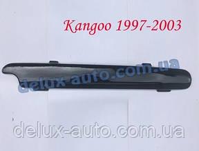 Зимняя решетка нижняя глянец (1998-2003) на Renault Kangoo 1998-2008 гг.
