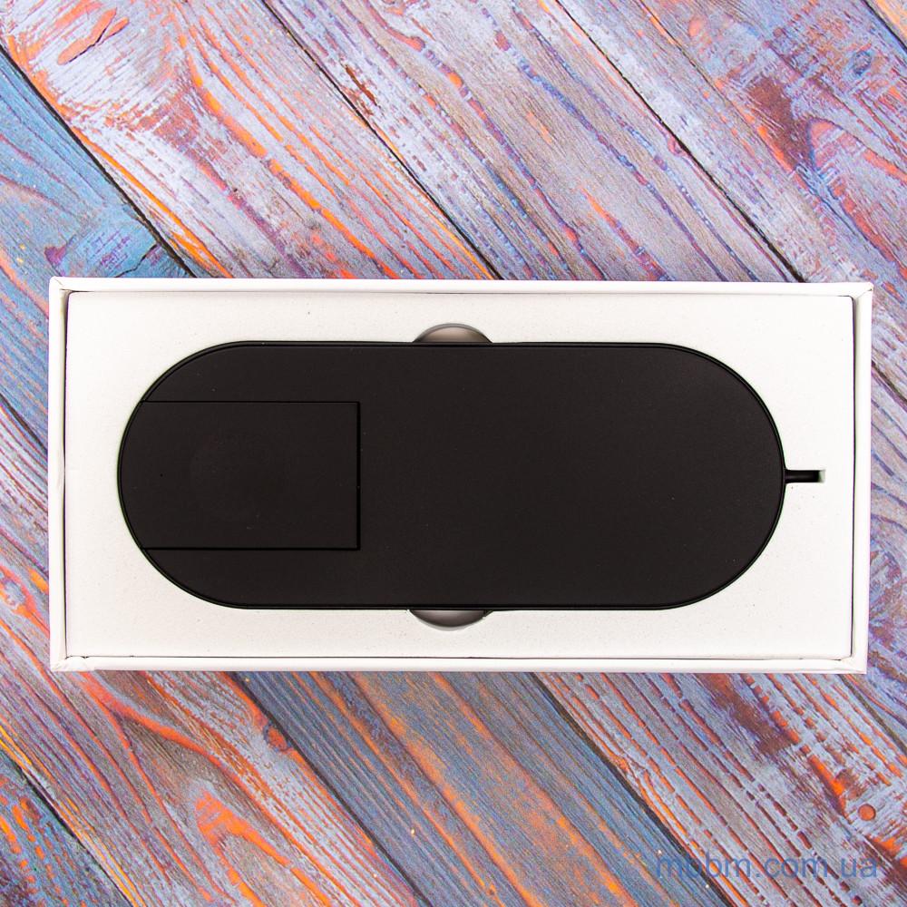 Беспроводные зарядные устройства З у беспроводное Mini Airpower Wireless Charging 2in1 White Белый