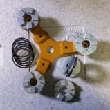 Алмазный инструмент для шлифовальной машины по бетону, фото 5