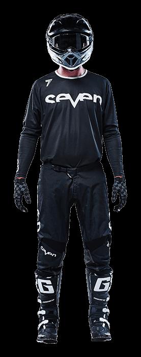Комлект формы Seven MX Annex Staple черный, 36