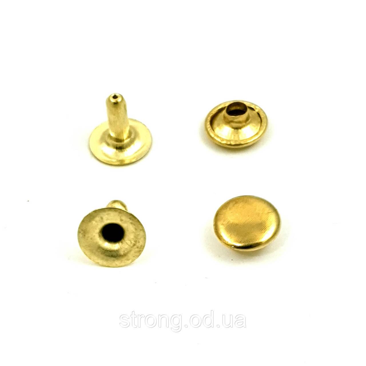 Холитен 12х12 Золото (100шт.)