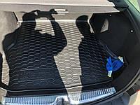 Коврик в багажник Renault Laguna 3 2007- (универсал) universal   резиновый, без запаха