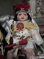 Коллекционные фарфоровые куклы 35см