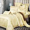 Комплект постельного белья  Руно™ 175х215см  SJ-018 Сатин-жаккард