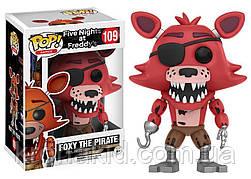 """Фигурка Аниматроники """"Пират"""" 5 пять ночей с Фредди / Funko Five Nights at Freddy's"""