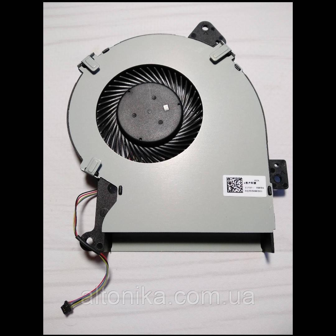 Вентилятор для ноутбука Asus X541 X540 series 4-pin (13NB0CG0T01011) DC (5V, 0.5A) Original