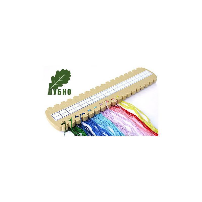 Органайзер для мулине Дубко А300 на 36 цветов