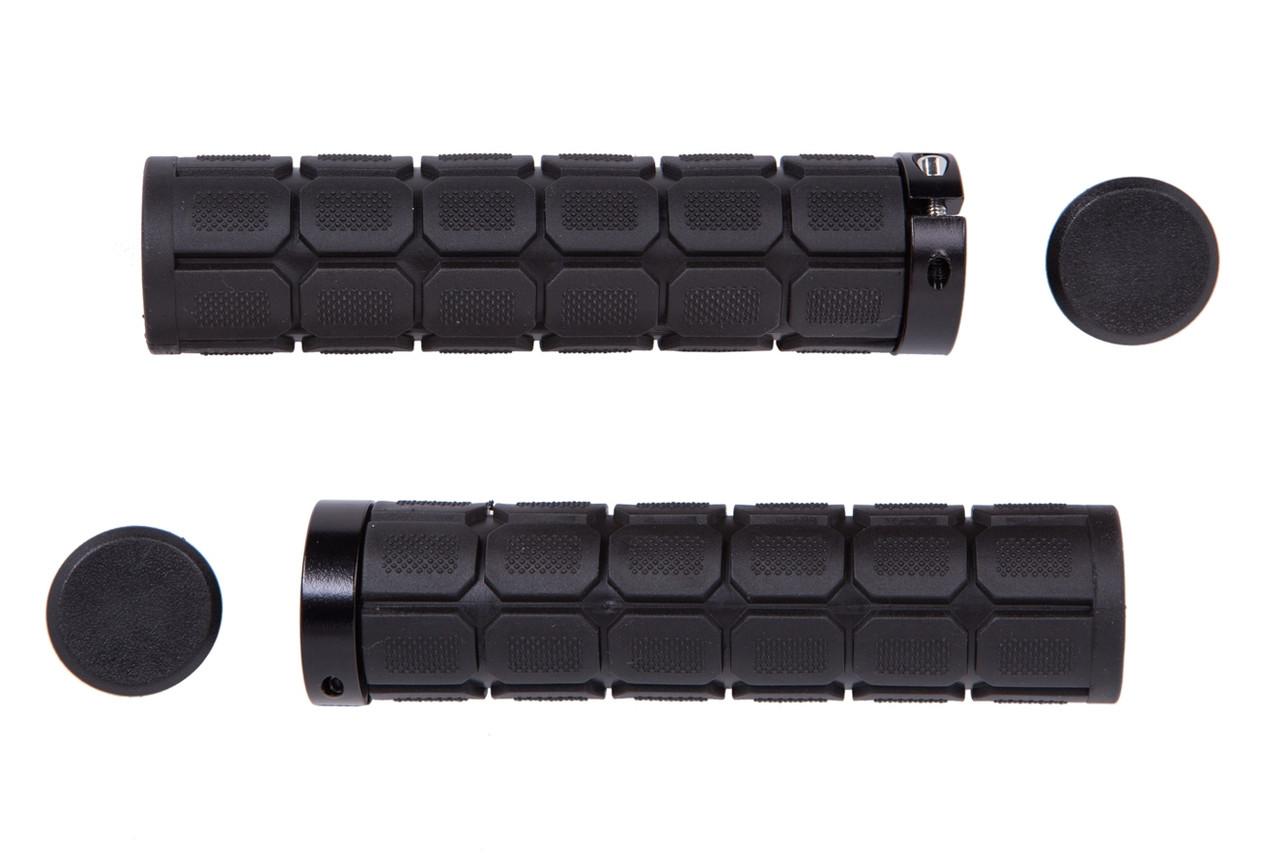 Грипсы RockBros G9,с черными замками