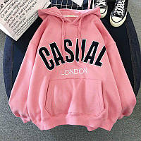 Тёплые худи CASUAL LONDON