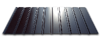 ПРОФНАСТИЛ  стеновой С - 8  S  (Европа, ArcelorMittal мат Zn2250,5)