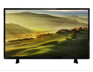 "Телевизор COMER 65"" Smart 4K Android (E65EK1100) (Смарт телевизор Комер Андроид Тв)+ПОДАРОК!"
