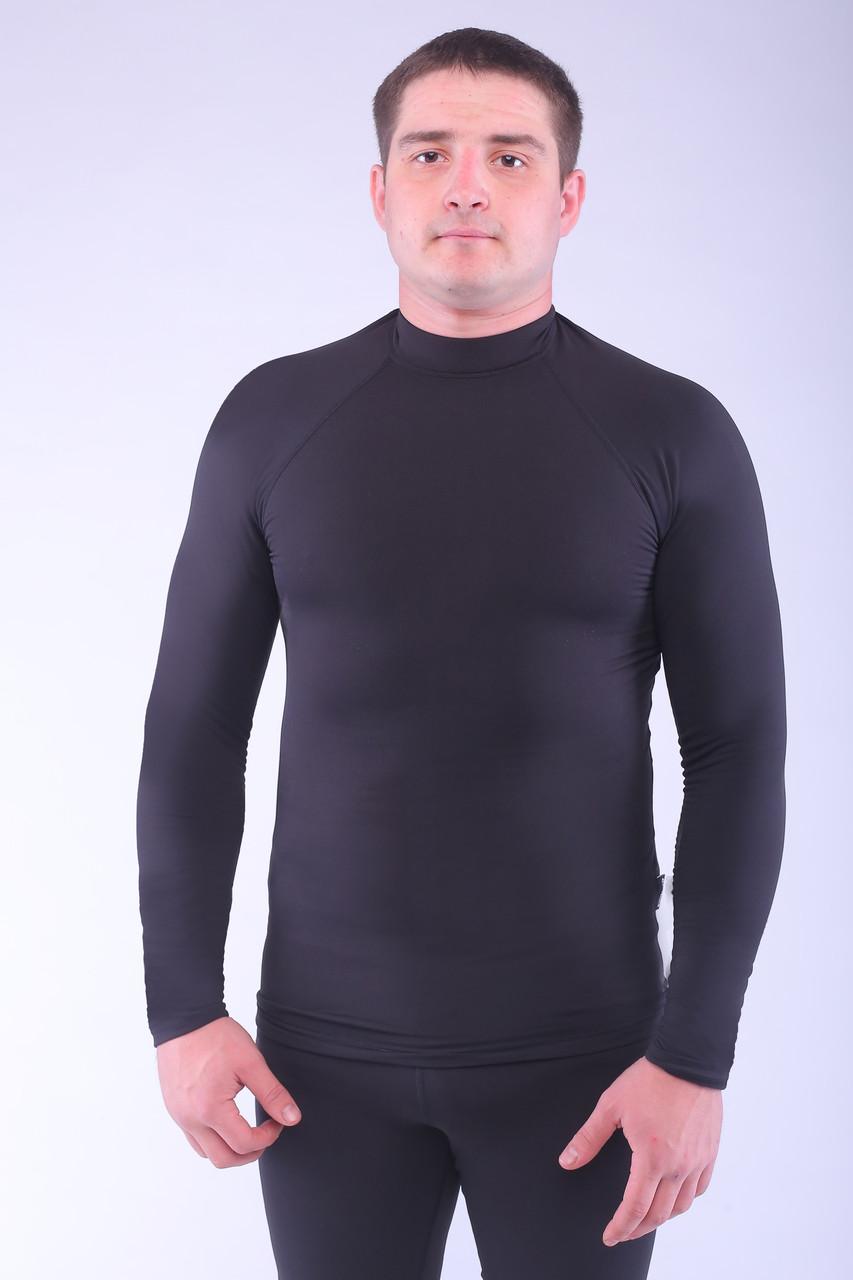 Размер S. Мужская спортивная термокофта SportZone Hight Term Active (Польша). Мужское термобелье