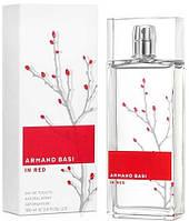 Armand Basi In Red edt 100 ml (ORIGINAL)