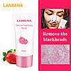 Очищающее средство Lanbena Strawberry от угрей и чёрных точек с экстрактом клубники 30 ml, фото 4