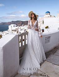 Свадебное платье № S-505