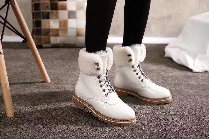 Ботинки Женские  Moncler