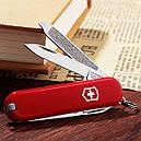 Нож складной, мультитул Victorinox Compact (91мм, 15 функций), красный 1.3405, фото 10