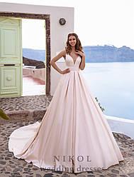 Свадебное платье № S-507