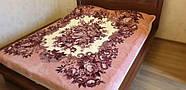 Плед на ліжко, 180×220 см (вага 2 кг - полегшене), TM CAPPONE, фото 5