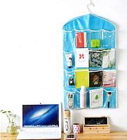 Подвесной органайзер с карманами на стену/шкаф/детскую - 78X42 см, фото 1