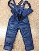 Детские штаны на подтяжках 98;104;110;116;122, фото 3
