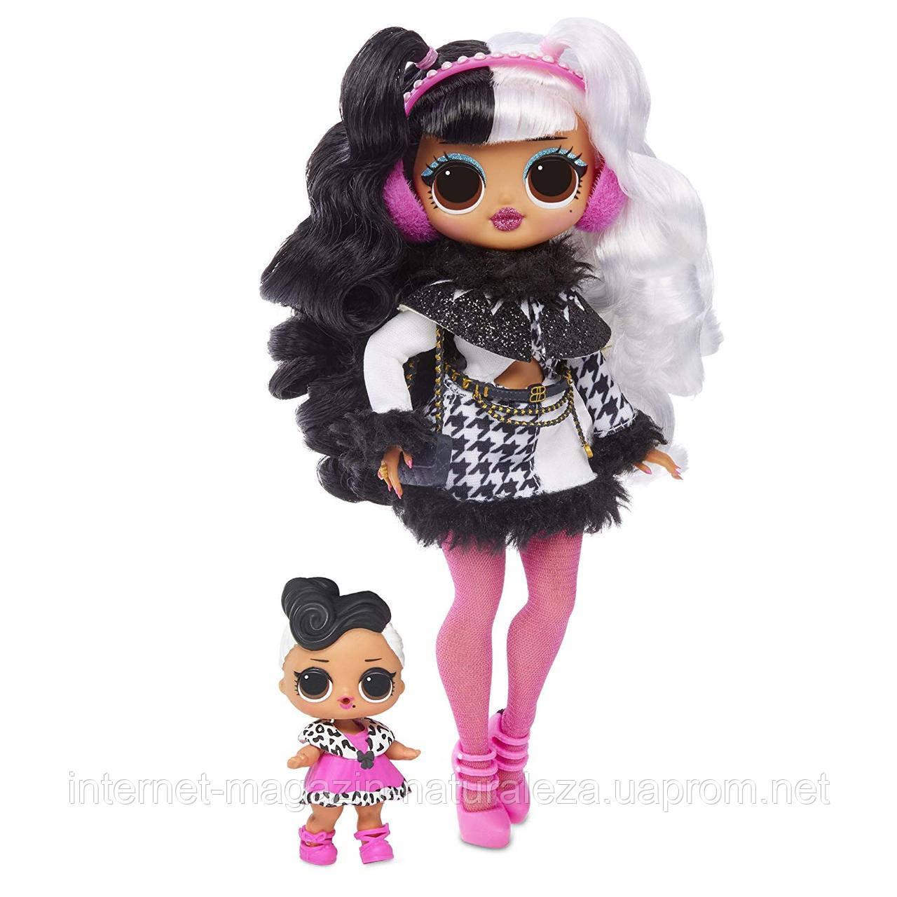 Кукла L.O.L OMG Winter Disco Dollie