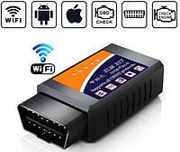 ELM327 WiFi. Сканер для компьютерной диагностики авто по IOS - iPhone, IPad
