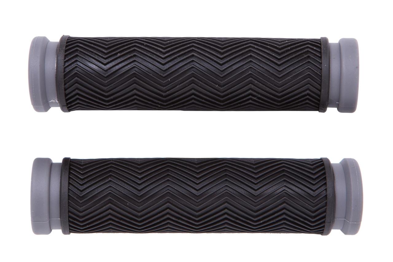 Грипсы (ручки руля) RockBros G127, черно-серые
