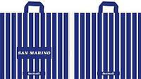Пакеты с петлевой ручкой Serikoff 52 x 47 см / (уп-25шт)