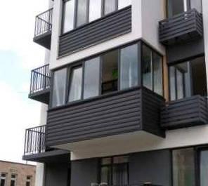 Балконы Киев, Балкон под ключ, Балкон с выносом цена в Киеве.