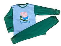 """Дитяча піжама для хлопчика """"George"""" (Свинка Джордж)"""