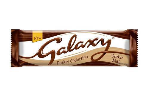 Galaxy Darker Молочный шоколад Бар 42г, фото 2