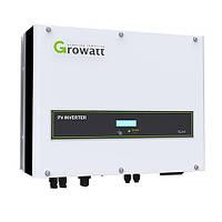 Сетевой инвертор GROWATT 5000 TL3 S (5кВт 3-фазы 2 МРРТ)