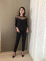 Женский костюм из трикотажа  Poliit 7153