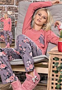2055  Женская пижама  ELITOL Турция XL