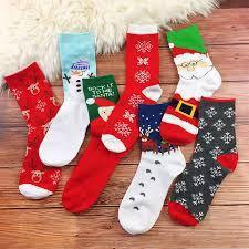 Новогодние носки для всей семьи