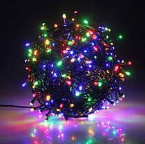 Новогодняя гирлянда 65 м 1000 LED (Многоцветный), фото 2