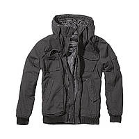 Куртка Brandit Bronx Jacket S Черная (3107.2-S)