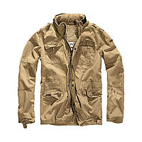 Куртка Brandit Britannia Jacket CAMEL Песочный (3116.70)