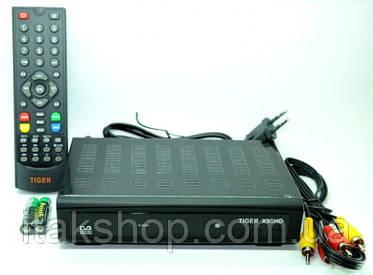Full HD спутниковый ресивер Tiger X90 HD эксклюзивный