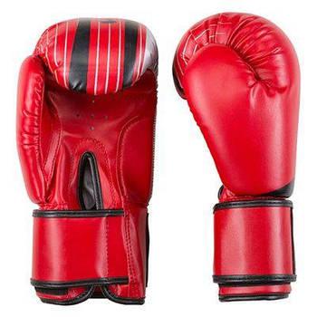 Боксерские перчатки Venum PU2, вес - 10 и 12 унций
