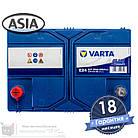 Аккумулятор автомобильный VARTA Blue Dynamic 6CT 70Ah ASIA, пусковой ток 630А [+|–] (E24 / 570413063), фото 3