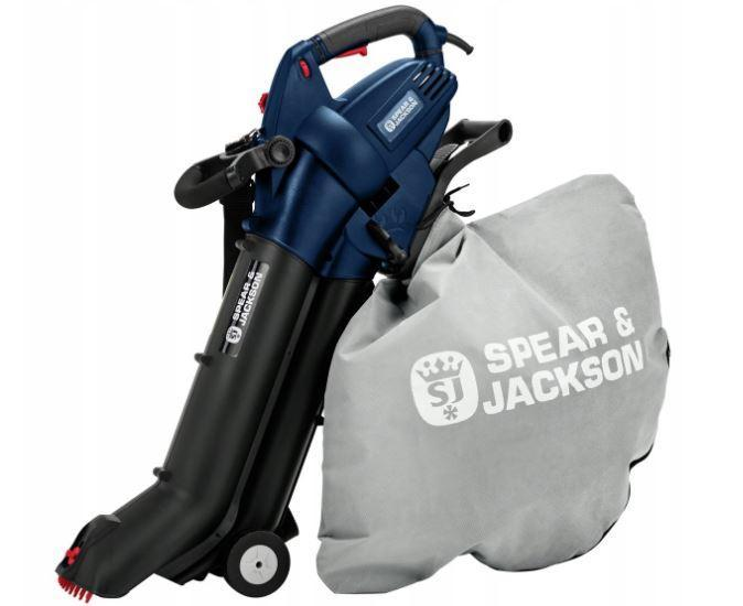 Пылесос Spear&Jackson 3000