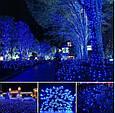 Новогодняя гирлянда 8 м 100 LED (Синий цвет), фото 7
