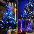 Новогодняя гирлянда 8 м 100 LED (Синий цвет), фото 8