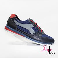Кросівки чоловічі стильні, фото 1