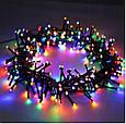 Новогодняя гирлянда 35 м 500 LED (Многоцветный), фото 5