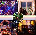 Новогодняя гирлянда 65 м 1000 LED (Многоцветный), фото 6